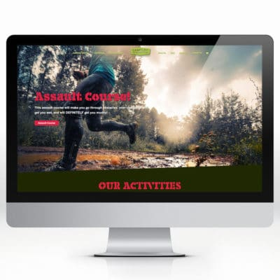 Camelot Events website