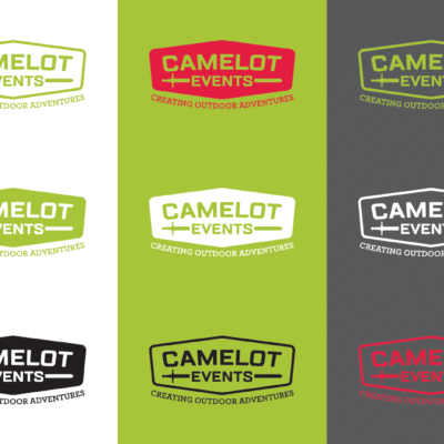 Camelot Events logo