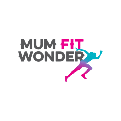 Mum Fit Wonder logo & brand
