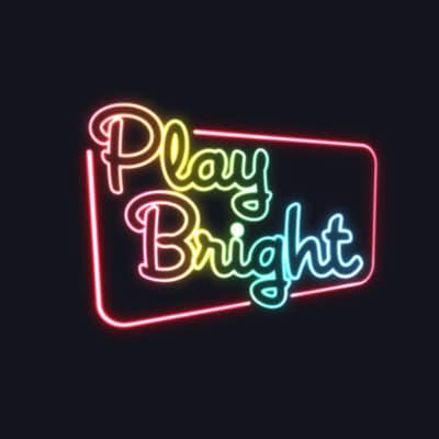 Play Bright logo