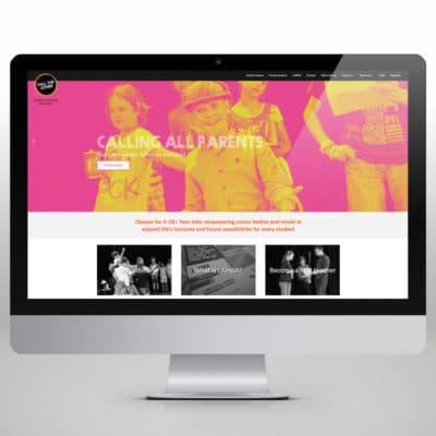 PTO Speech & Drama website