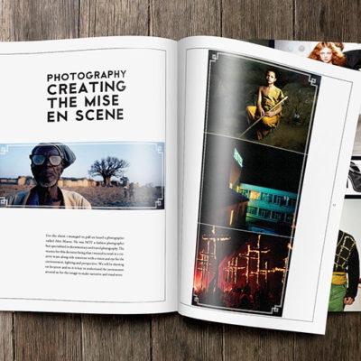 Wonderland magazine project